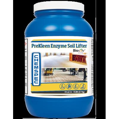 Chemspec Prekleen Enzyme Soil Lifter 4 x 2.7Kg Tub