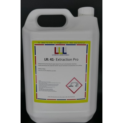 EXTRACTION PRO -Carpet Cleaner 5 Litres