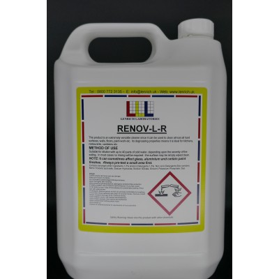 RENOV-L-R - Catering Degreaser 2 x 5 Litres @ £24.95 each