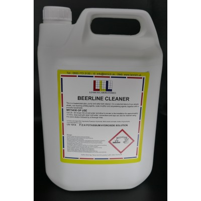 PURPLE BEER LINE CLEANER 2 x 5 Litres @ £11.95 each