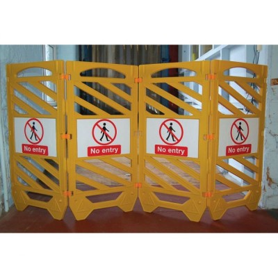 'No Entry -Safety Sign