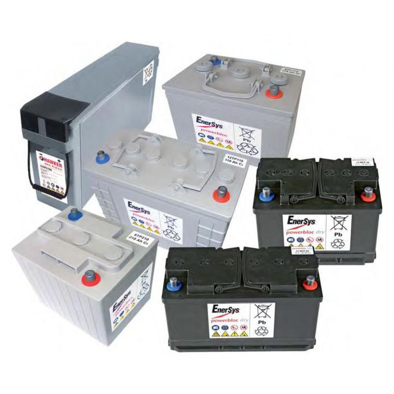 Battery Set TASKI swingo Scrubber dryer 350 B BMS