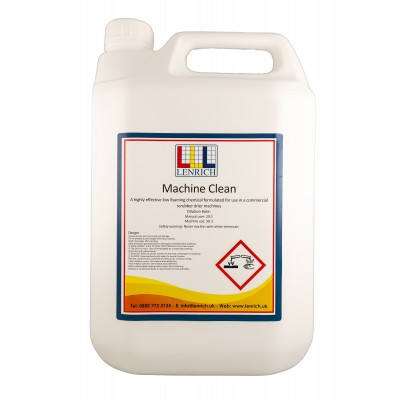 MACHINE CLEAN -Floor Cleaner 5 Litres