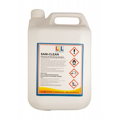 Sani-Clean-Sanitiser -can use in fogging machine