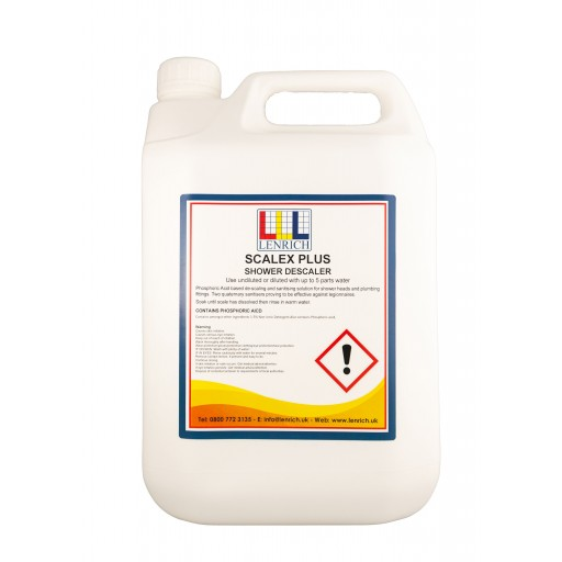 SCALEX PLUS – Heavy Duty De-Scaler 5 Litres